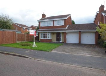 Thumbnail 4 bed detached house to rent in 9 Turnberry Dr, Ws