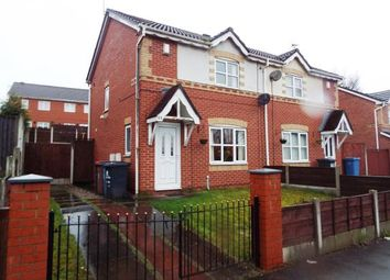Thumbnail 2 bed semi-detached house for sale in Brindleheath Road, Salford, Greater Manchester
