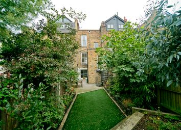 Thumbnail 3 bed flat for sale in Leighton Road, London