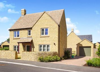 Thumbnail 4 bed detached house for sale in Trubshaw Close, Tetbury, Glos