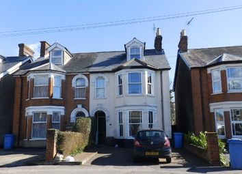 Thumbnail 4 bedroom semi-detached house to rent in Hatfield Road, Ipswich