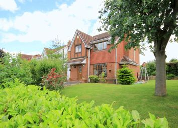 Thumbnail 4 bed detached house for sale in Harrow Place, Aston Lodge, Stone