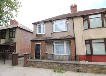 Thumbnail 3 bed semi-detached house for sale in Queens Drive, Walton, Liverpool, Merseyside
