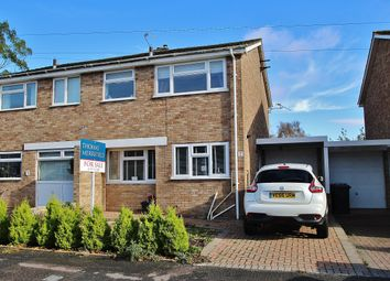 Thumbnail 3 bed semi-detached house to rent in Abbey Road, Witney