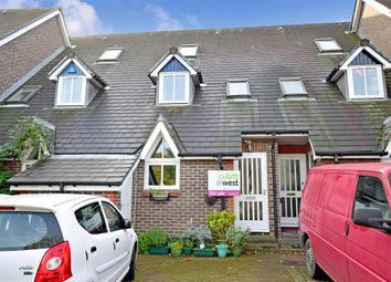 Thumbnail 3 bed town house for sale in Harveys Way, Lewes, East Sussex