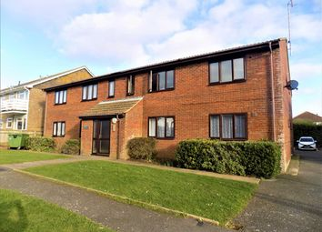 Thumbnail 1 bed flat for sale in Cavell Court, Cavell Avenue, Peacehaven