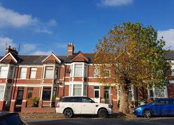 Thumbnail 4 bed property to rent in Gladstone Road, Barry