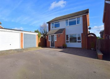 Thumbnail 3 bed detached house for sale in Layton Crescent, Brampton, Huntingdon
