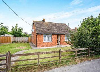 Thumbnail 2 bedroom bungalow for sale in Swan Lane, Sellindge, Ashford