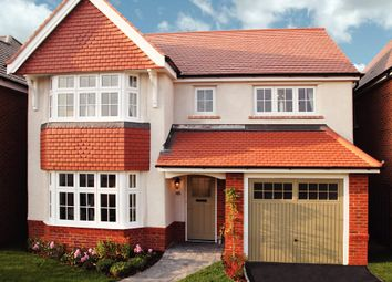 Thumbnail 4 bed detached house for sale in 53 The Oxford - Chilton Waters, Straight Drove, Bridgwater, Somerset