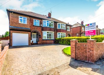 Thumbnail 4 bedroom semi-detached house for sale in Herringthorpe Valley Road, Rotherham