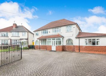 Thumbnail 5 bed detached house for sale in Swan Crescent, Oldbury