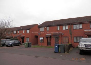 Thumbnail 2 bed semi-detached house to rent in Swift Close, St. Neots