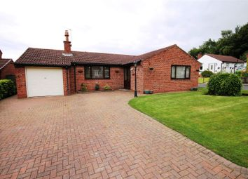 Thumbnail 3 bed detached bungalow for sale in Swallow Close, Esh Winning, Durham