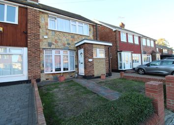 Thumbnail 3 bed semi-detached house for sale in Hall Close, Corringham, Stanford-Le-Hope