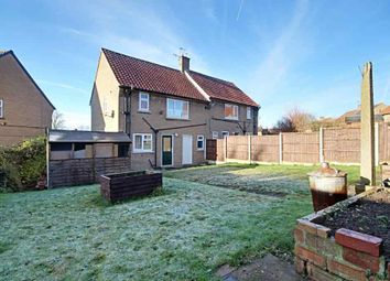 2 bed semi-detached house for sale in The Rise, North Anston, Sheffield S25