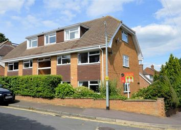 Thumbnail 2 bed flat to rent in Allnutts Road, Epping