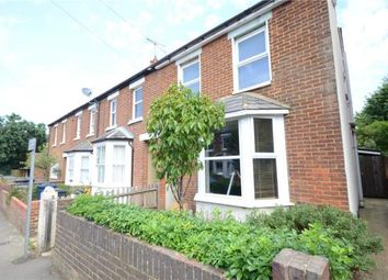 Thumbnail 3 bed end terrace house for sale in St. Georges Road, Farnham, Surrey