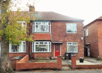 Thumbnail 2 bed flat for sale in Queen Alexandra Road West, North Shields
