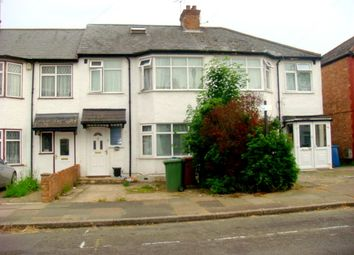 Thumbnail 4 bed terraced house for sale in Croft Road, Harrow