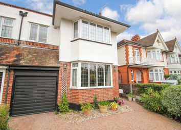 Crowstone Road, Westcliff-On-Sea SS0. 4 bed semi-detached house