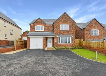 Thumbnail 4 bed detached house for sale in Plot 41 Sancerre Grange, Eccleshall, Stafford