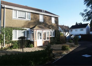 Thumbnail 4 bed detached house for sale in Lower Blandford Road, Broadstone, Dorset
