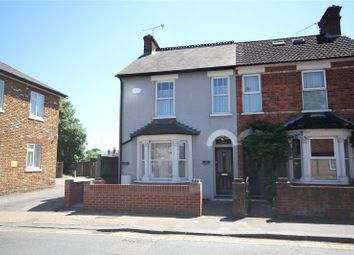 Thumbnail 1 bed maisonette for sale in Guildford Road, Chertsey, Surrey