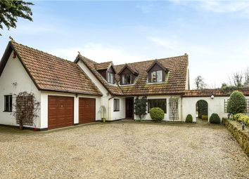Thumbnail 5 bedroom detached house for sale in Upper Woodcote Road, Caversham Heights, Reading