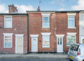 2 bed terraced house to rent in Land Lane, East Hill, Colchester CO1