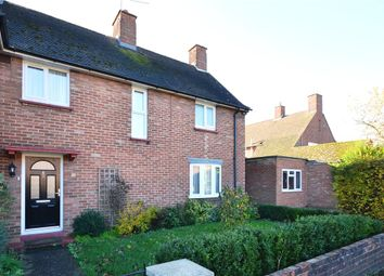 Thumbnail 3 bed semi-detached house for sale in Queen Mary Avenue, Basingstoke, Hampshire