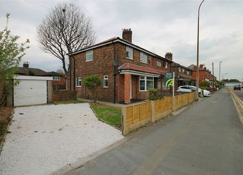 Thumbnail 3 bed semi-detached house for sale in Folly Lane, Warrington