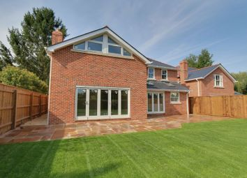 Thumbnail 4 bed detached house for sale in Market Street, Fordham, Ely