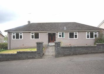Thumbnail 5 bedroom detached bungalow for sale in Manse Road, Bowling, Glasgow