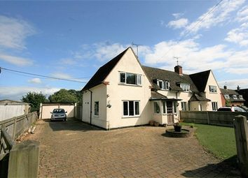 Thumbnail 3 bed semi-detached house for sale in Flowers Piece, Ashampstead, Reading
