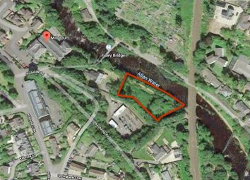Thumbnail Land for sale in Site At Springbank Mill, Dunblane FK70Db
