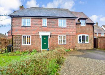 Thumbnail 4 bed detached house for sale in Larks View, Billingshurst, West Sussex