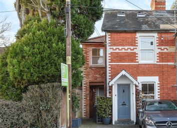 Thumbnail 3 bed semi-detached house for sale in Deacons Cottages, Green Lane, Frogmore, Camberley
