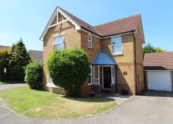 Thumbnail 3 bed detached house for sale in Milborne Road, Maidenbower, Crawley, West Sussex.