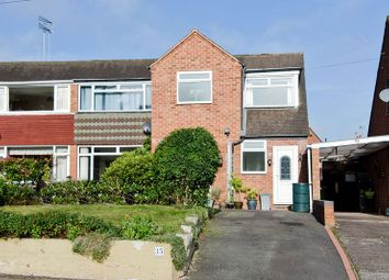 Thumbnail 3 bed semi-detached house to rent in Armitage Lane, Brereton, Rugeley