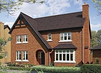 Thumbnail 5 bed detached house for sale in Fronting Offchurch Lane, Over 2, 800 Sq Ft Of Home