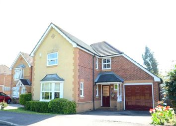 Thumbnail 4 bedroom detached house for sale in Warbler Drive, Lower Earley, Reading