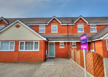 Thumbnail 3 bed terraced house for sale in The Cains, Norwich