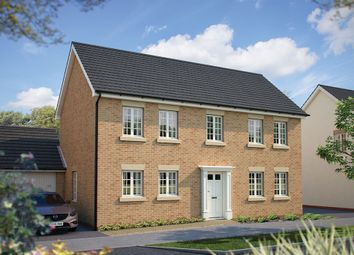 "Thumbnail 4 bed detached house for sale in ""The Montpellier"" at Harvest Rise, Shefford"