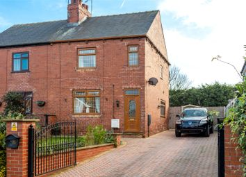 Thumbnail 3 bed semi-detached house for sale in Station Road, Hensall, Goole