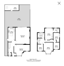 Thumbnail 5 bed detached house to rent in Beaufort Gardens, London