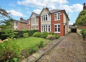 4 bed semi-detached house for sale in Heathwood Road, Heath, Cardiff CF14