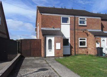 Thumbnail 2 bed end terrace house to rent in Squirrel Close, Quedgeley, Gloucester