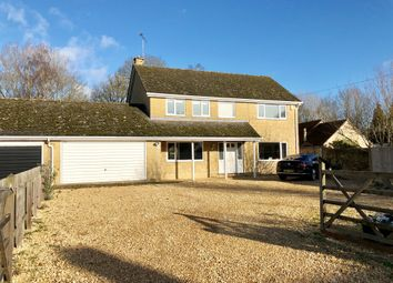 Thumbnail Detached house for sale in Rack End, Standlake, Witney