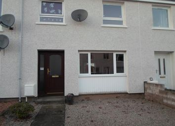 Thumbnail 3 bed terraced house to rent in Pitreuchie Place, Forfar